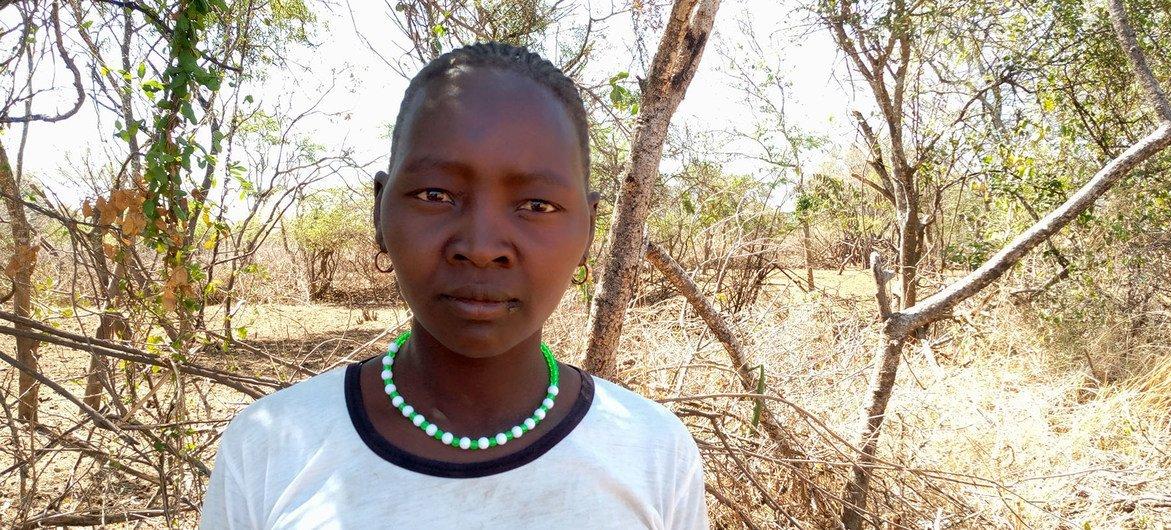 Margaret Chepoteltel sufrió la mutilación genital femenina cuando era niña.