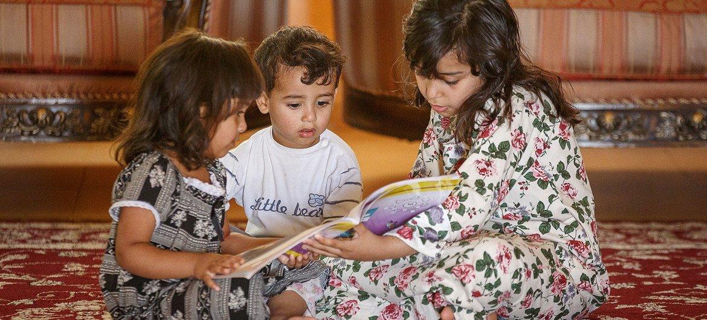 Mais de 100 milhões de crianças cairão abaixo do nível mínimo de proficiência em leitura devido ao impacto do fechamento de escolas