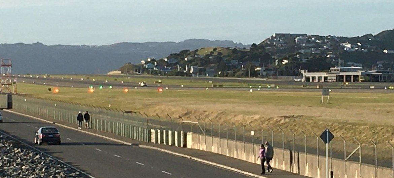 新西兰惠灵顿机场