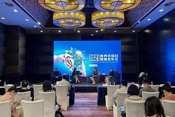 """中国国家卫生健康委员会规划司与世界卫生组织驻华代表处于北京联合举办关于""""世界无烟日""""新闻发布会"""