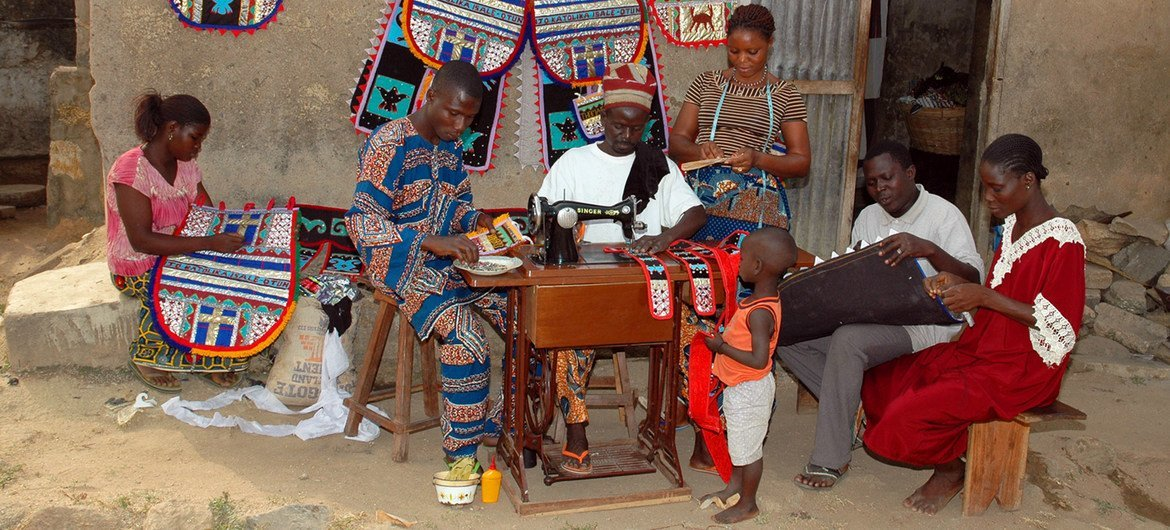 Creative and cultural industries globally can unlock a transformative potential to accelerate the Sustainable Development Goals (SDGs).