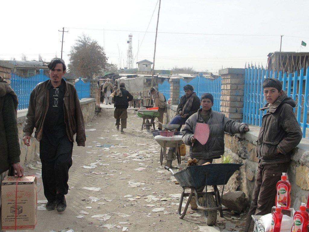 Un nombre record d'enfants et de femmes ont été tués ou blessés en Afghanistan au cours du premier semestre 2021.