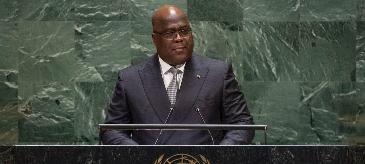 Image result for drc president un