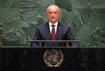 Президент Молдовы Игорь Додон позитивно оценил шансы на урегулирование «замороженного» конфликта в Приднестровье