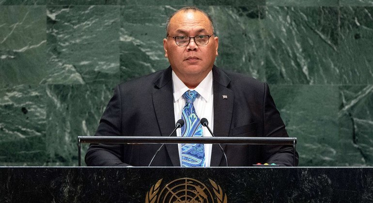 Nauru President warns of possible climate change 'economic Armageddon'