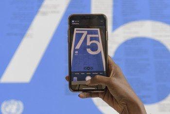 Os países foram convidados a assinar o preâmbulo da Carta das Nações Unidas para Comemoração do 75º Aniversário