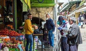 Исторический район Восточного Иерусалима.