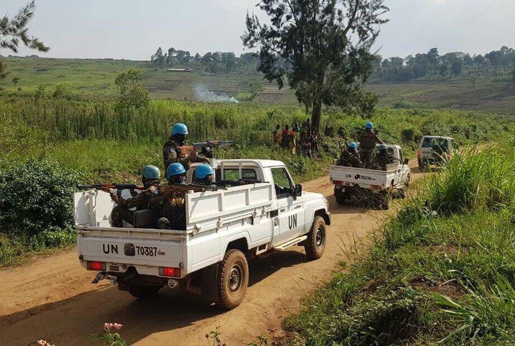 RDC : une enquête de l'ONU considère les violences en Ituri comme ...