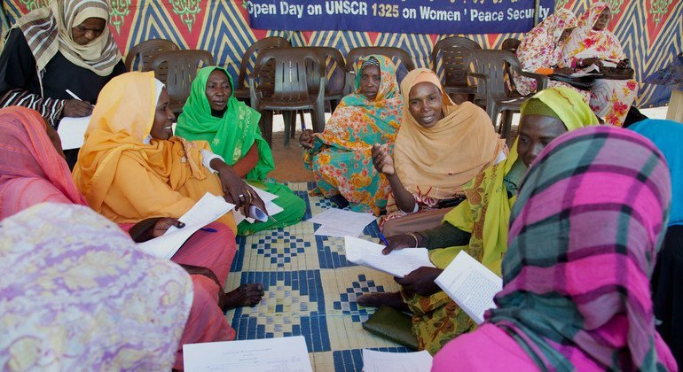 UNAMID, in collaboration with the North Darfur Committee on Women, organised an open day session on UN Security Council Resolution 1325 on women, peace and security in North Darfur.