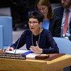 Заместитель Координатора чрезвычайной помощи ООН Урсула Мюллер  выступила на заседании Совета Безопасности ООН по Сирии.