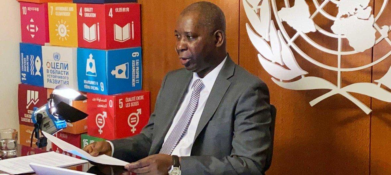 Critical work of UN 'largely uninterrupted', despite unprecedented challenge of COVID-19