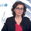 ندى الناشف، نائبة المفوضة السامية للأمم المتحدة لحقوق الإنسان.