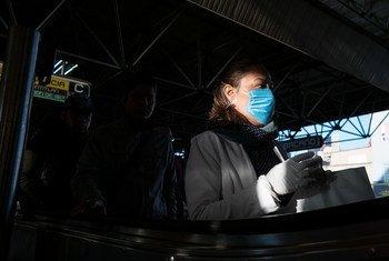 La Ciudad de México, en medio de la pandemia de coronavirus.
