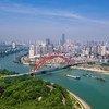 武汉晴川大桥
