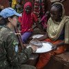 The protection of civilians is a key mandate for many United Nations peacekeeping operations including in the Central African Republic.