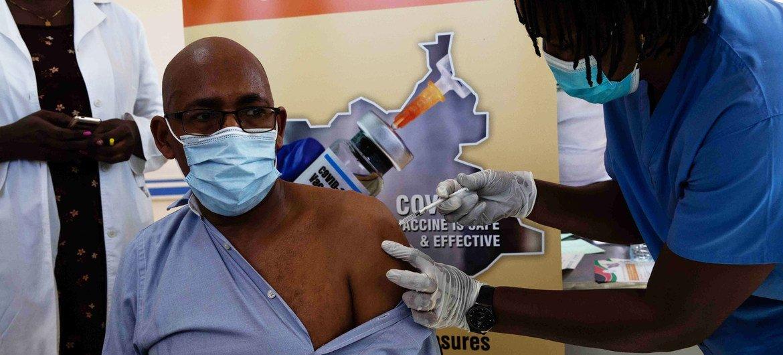 Le Soudan du Sud a drastiquement augmenté son programme de vaccination au printemps.