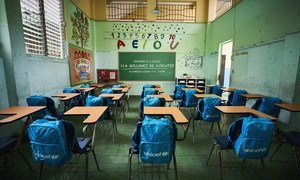 More than 600 million children globally are still affected by school closures.