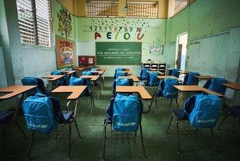 لا يزال أكثر من 600 مليون طفل على مستوى العالم متأثرين بإغلاق المدارس.