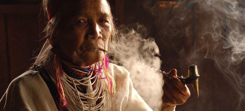 1 bilhão de pessoas no mundo são fumantes e o tabaco mata 8 milhões de pessoas por ano