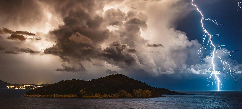 A travers le monde, davantage de phénomènes météorologiques extrêmes sont enregistrés.