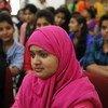 नाई मंज़िल की लाभार्थियों में से आधे से अधिक महिलाएँ हैं, जिनमें मुस्लिम महिलाएँ बहुसंख्यक हैं.