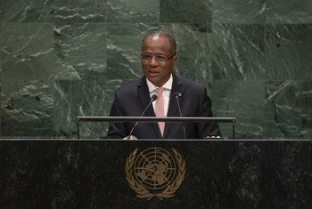 Primeiro-ministro de Cabo Verde, José Ulisses Correia e Silva.