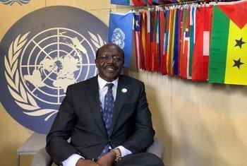 Katibu Mkuu wa kamati ya biashara na maendeleo ya Umoja wa Mataifa, UNCTAD Dkt. Mukhisa Kituyi
