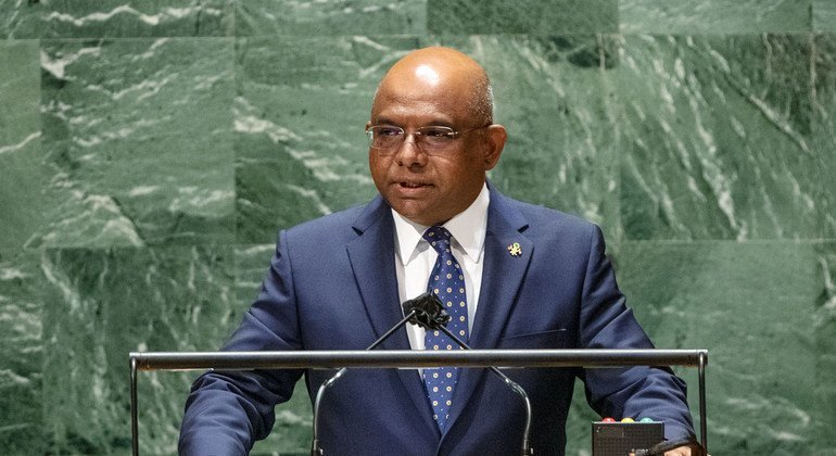 Multilateralism is alive and well: Assembly President wraps up annual debate promising 'active and inclusive'76th session
