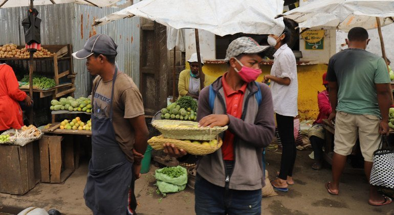 Boosting production, crucial for least developed countries, post pandemic