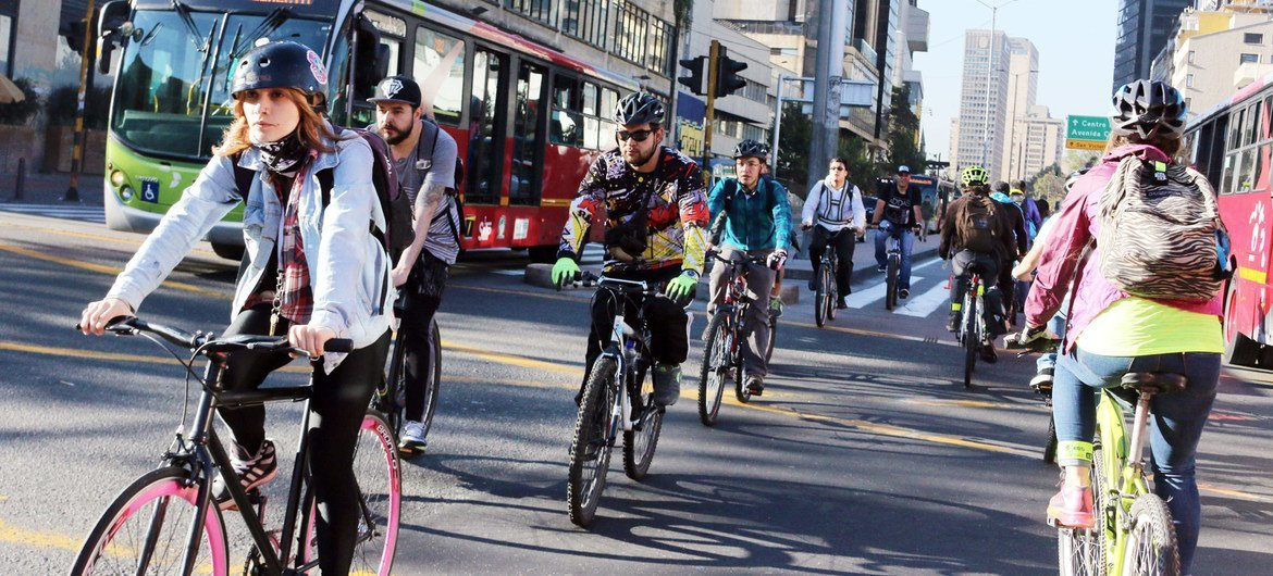 Cycling avenues aim to shift urban infrastructure to sustainable, zero-emission transport.