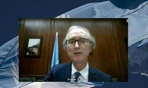 Гейр Педерсен, спецпредставитель ООН по Сирии