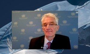 Марк Локок, координатор гуманитарной помощи ООН, рассказал членам СБ ООН о ситуации в Сирии