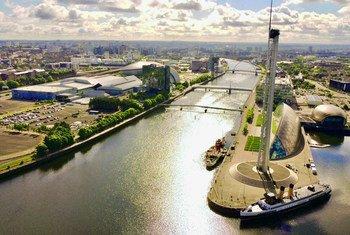 La 26e conférence des parties au changement climatique des Nations Unies (COP26) se tient à Glasgow, au Royaume-Uni.