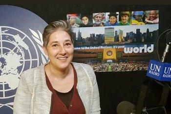 Marta Ruedas, UN Deputy Special Representative of the Secretary-General, Resident/Humanitarian Coordinator for Iraq