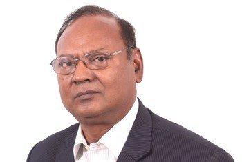 संयुक्त राष्ट्र खाद्य एवं कृषि संस्थान के भारत कार्यालय में सलाहकार डॉक्टर मुकेश श्रीवास्तव.