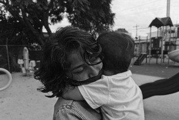 Lilith llegó a Costa Rica con su hijo buscando seguridad y un mejor futuro. Hoy quiere ser un ejemplo de lucha, solidariadad y esperanza para él.
