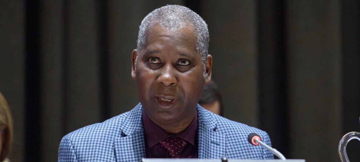 تجاني محمد باندي، رئيس الجمعية العامة للأمم المتحدة