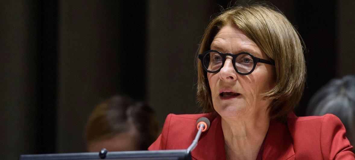 Il nuovo presidente dell'ECOSOC sottolinea la pandemia, gli SDG e l'azione per il clima