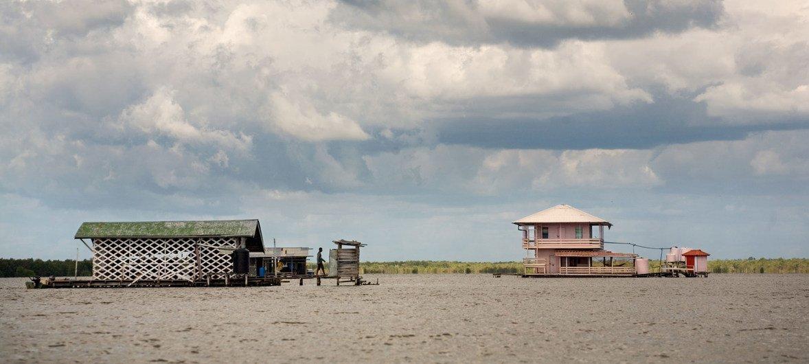 Photo : PNUD Suriname