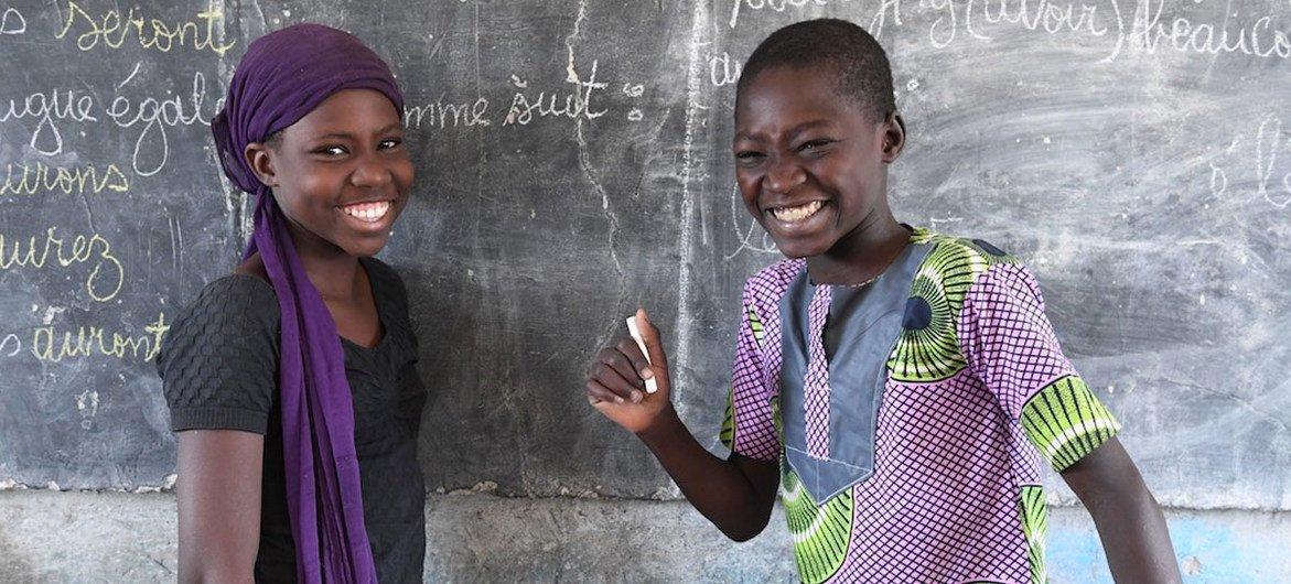 Guterres pediu um novo contrato social, com mais investimentos em educação
