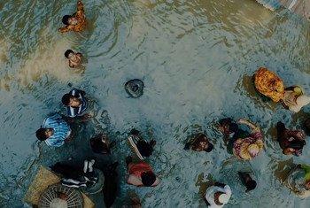 Bangladesh es uno de los países más afectados por el cambio climático.
