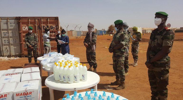 Mali coup: UN peacekeeping mission 'must and will continue' operations | 1