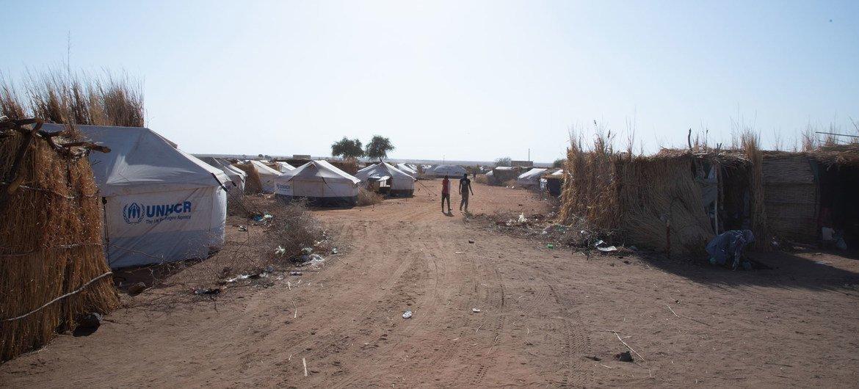 Milhares de etíopes da região de Tigray fugiram para o Sudão e muitos estão vivendo no acampamento Um Rakuba