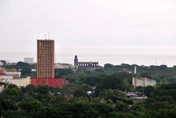 Manágua, capital da Nicarágua