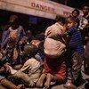 Suite à l'éruption volcanique du mont Nyiragongo, survenue le 22 mai, l'UNICEF a signalé que plus de 150 enfants avaient été séparés de leurs familles et que plus de 170 enfants étaient portés disparus alors que des personnes fuyaient la ville de Goma