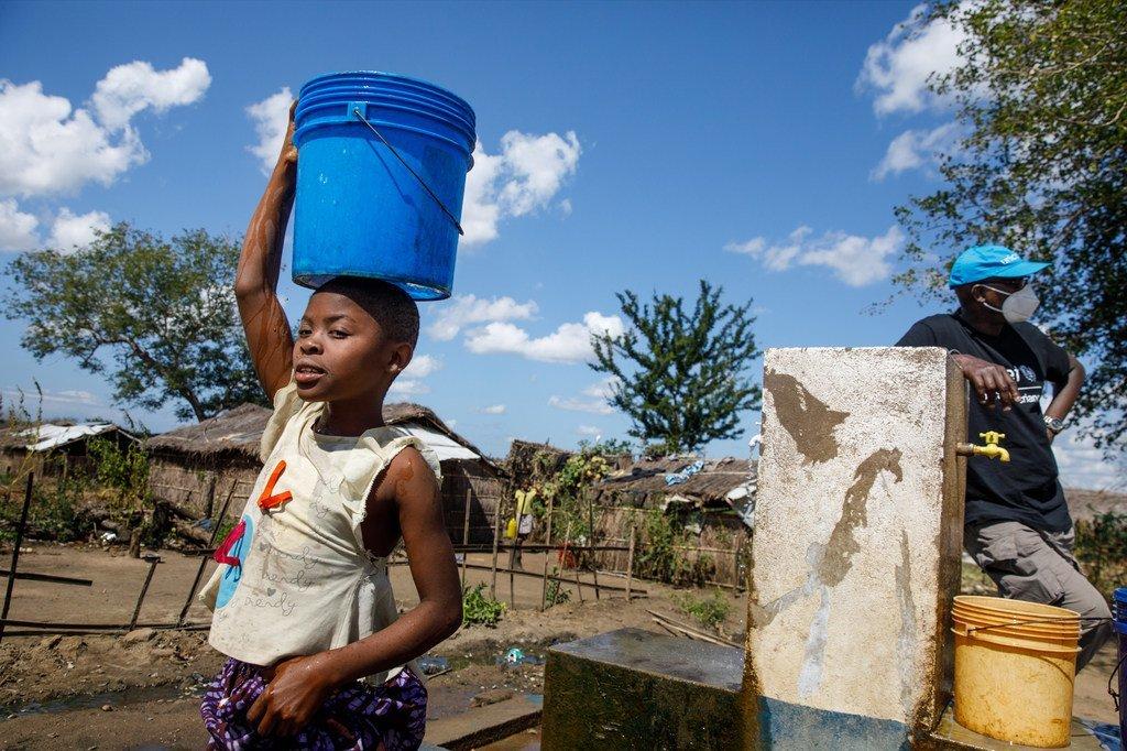 La crise dans la province de Cabo Delgado, au Mozambique, a un impact inquiétant sur les enfants et les femmes en particulier.