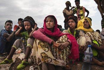इथियोपिया, एरीट्रिया और सोमालिया के प्रवासियों व शरणार्थियों के लिये, जिबूती एक महत्वपूर्ण मंज़िल है.