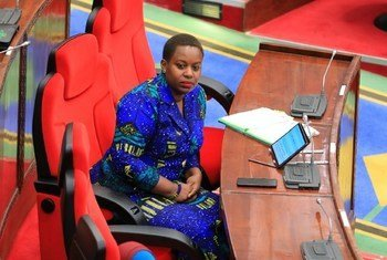 Mbunge wa Bunge la Tanzania Neema Lugangira.