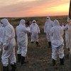 De acordo com as Nações Unidas, cerca de 2 mil testes nucleares já ocorreram desde que iniciou este tipo de atividade em 16 de julho de 1945.