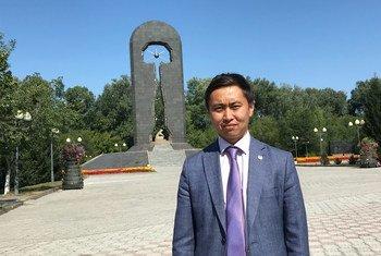 Нуржан Есенжолов, представитель мэрии города Семей в Казахстане, который находится недалеко от Семипалатинского ядерного полигона.